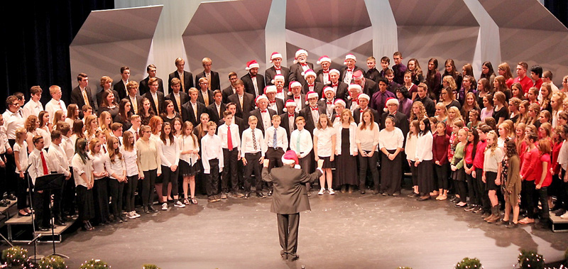 0120 Combined Singers 2017 HCC Christmas Show