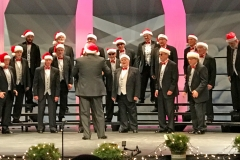 0030 Bohart Directs HCC at 2017 Christmas Show
