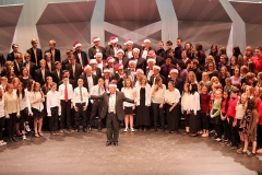 0100 Combined Singers 2017 HCC Christmas Show